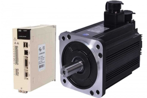 17 Servo Motor & Drive 4.5KW 28.6Nm 1500rpm 180support 380V