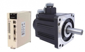 18 Servo Motor & Drive 5.5KW 35Nm 1500rpm 180support