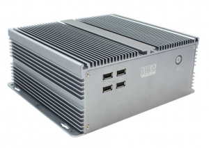 Mini Aluminum Computer with NC studio card