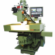 CNC Milling Machine CM1270 with GSK controller
