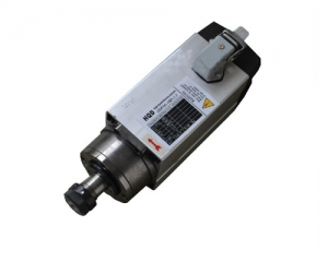 Square High Speed Spindle 1.5KW 24,000rpm Air,strong 4 bearings, ER20