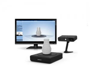 3D Scanners, Automatic mode and free mode