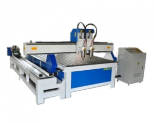 CNC Router Milling XJ1325-2T + Rotary Device