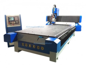 CNC Router Milling Z 1300×2500 9KW spindle, 8 Tool changer
