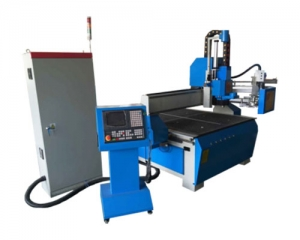 CNC Router Milling ZX-M26 8 Tool Change Japan Servo Motor