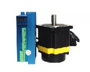 Closed-loop Hybrid Servo Step motor &drive 4.5N.m
