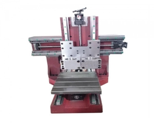 Headed engraving machine engraving and milling rack