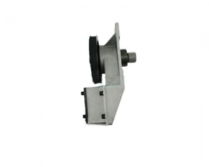 Pinion with Reduction Belt 15 Slanted Gear