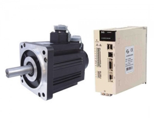 Servo Motor & Drive 2.3KW 15Nm 1500rpm 130support