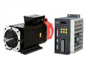 24 Servo Motor & Drive 3.7KW 24Nm 1500rpm 204support