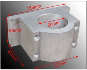 Spindle Clamp bracket 65mm