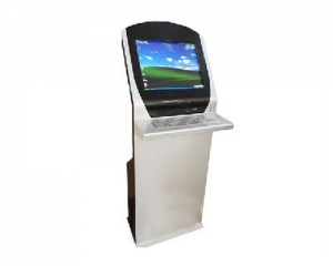 inch Screen Computer,One Answer Machine With a Keyboard, Touch Kiosk HC-011
