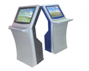 inch Screen Computer,One Answer Machine With a Keyboard, Touch Kiosk JLB-017