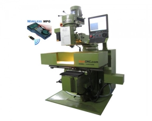 CNC Milling CM1270 NCs and Wireless MPG